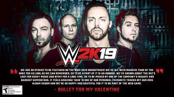Vamers - Gaming - 2K just announced the WWE 2K19 Soundtrack - 04