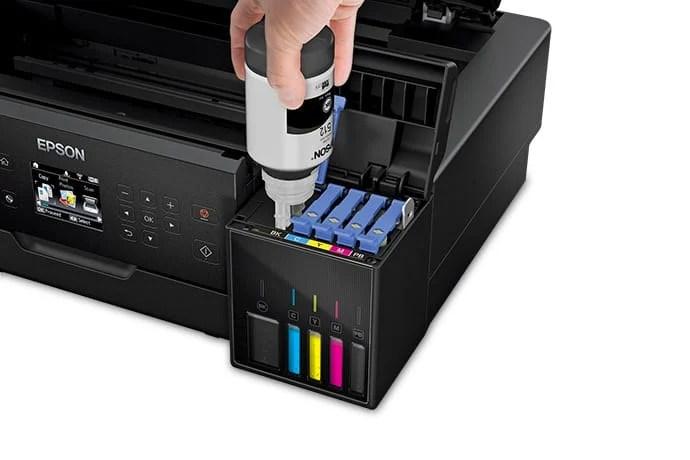 Epson EcoTank L7160 - Personal photo printing powerhouse