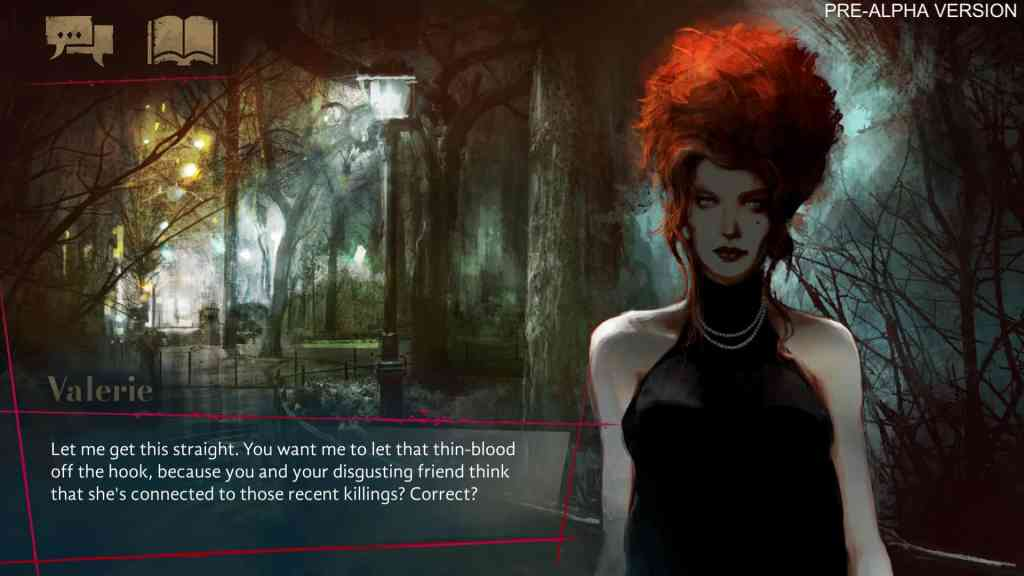 Draw Distance drops huge Vampire: The Masquerade - Coteries of New