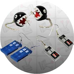 Vamers Store - Promotional - Earrings