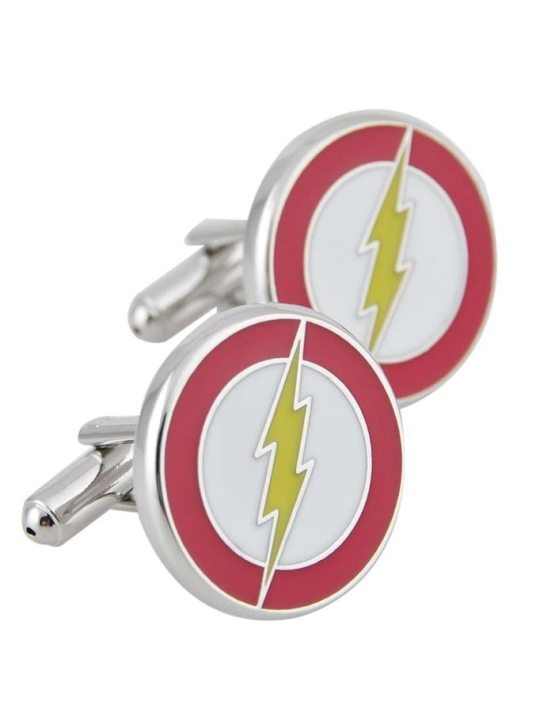 Vamers Store - Merchandise - Geek Chic - Accessories - Cufflinks - Green Lantern Inspired Symbol Cufflinks 01