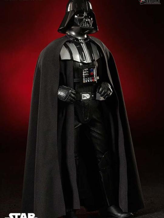 Vamers Store - Sideshow Collectibles - VS-SSC-DVDLX - Darth Vader Deluxe Limited Edition Collectible Figurine 01