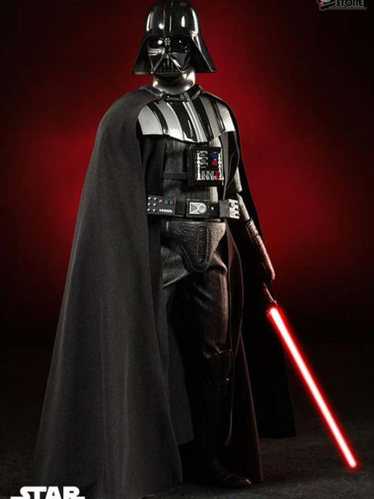 Vamers Store - Sideshow Collectibles - VS-SSC-DVDLX - Darth Vader Deluxe Limited Edition Collectible Figurine 02