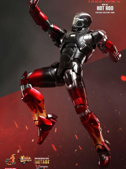 Hot Toys - MMS272D08 - Iron Man 3 - Mark XXII Hot Rod  - 02