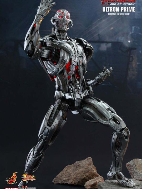 Vamers Store - Hot Toys - MMS284 - Avengers Age of Ultron - Ultron Prime 01
