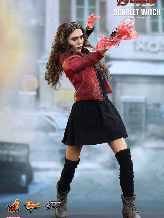 Vamers Store - Hot Toys - MMS301 - Avengers Age of Ultron - Scarlet Witch 04