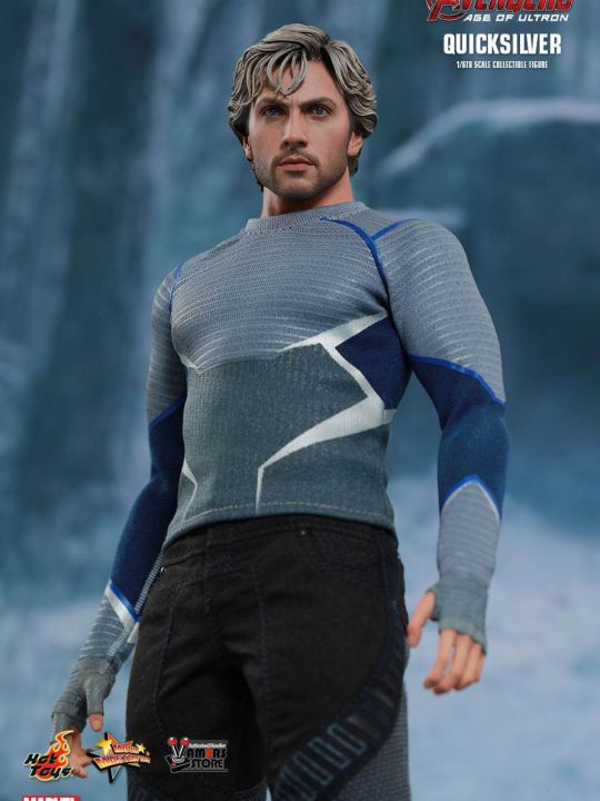 Vamers Store - Hot Toys - MMS302 - Avengers Age of Ultron - Quicksilver 03