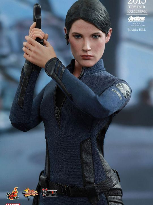 Vamers Store - Hot Toys - MMS305 - Avengers Age of Ultron - Maria Hill (2015 Toy Fair Exclusive) 08