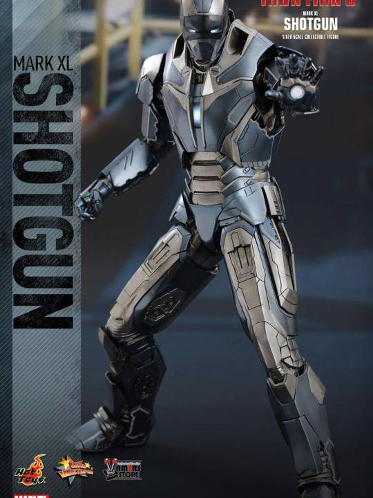 Vamers Store - Hot Toys - MMS309 - Iron Man 3 - Mark XL 'Shotgun' (Special Edition) 01
