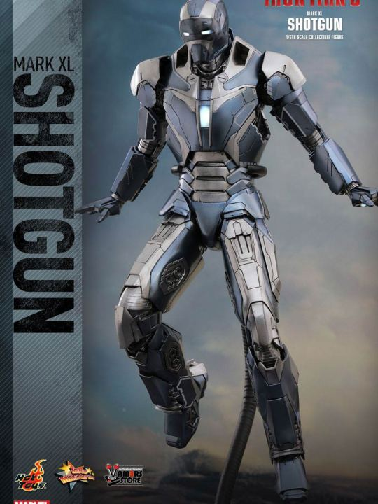 Vamers Store - Hot Toys - MMS309 - Iron Man 3 - Mark XL 'Shotgun' (Special Edition) 07