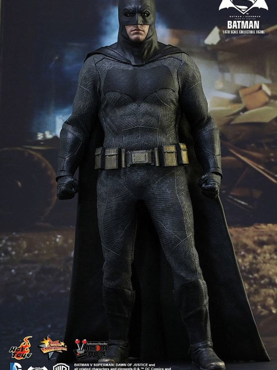 Vamers Store - Hot Toys - MMS342 - Batman v Superman DOJ - Batman (Special Edition) - 05