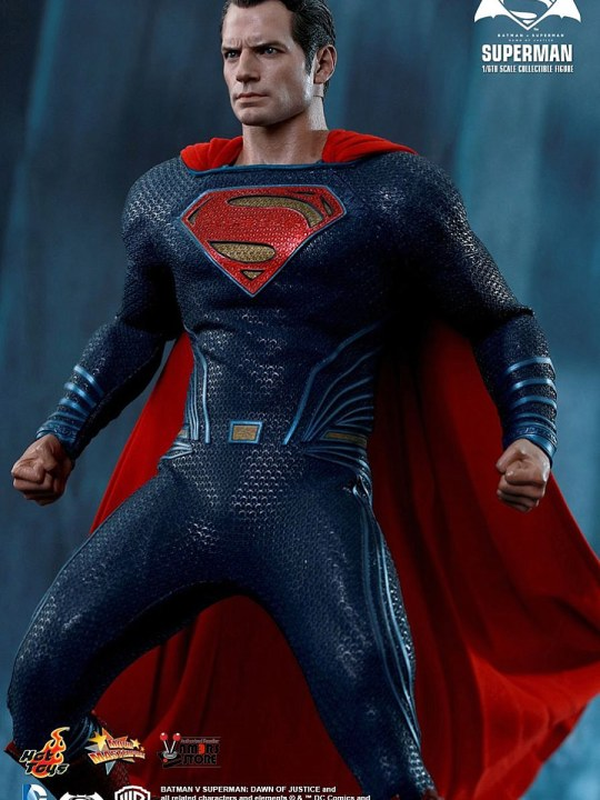 Vamers Store - Hot Toys - MMS343 - Batman v Superman DOJ - Superman (Special Edition) - 05