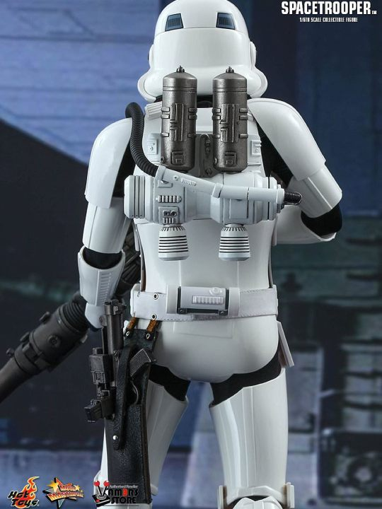 Vamers Store - Hot Toys - MMS291 - Disney's Star Wars Episode IV A New Hope - Spacetrooper - 09