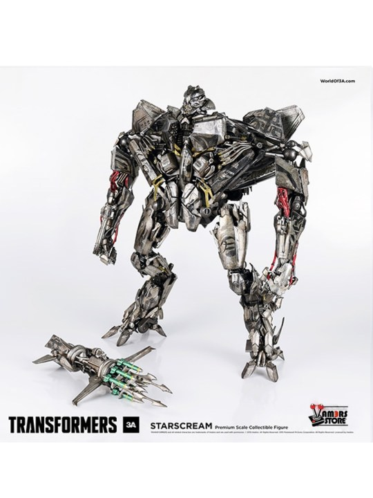 Vamers Store - 3A - VS-3AC-TF-003 - Premium Scale - Transformers Starscream - 01