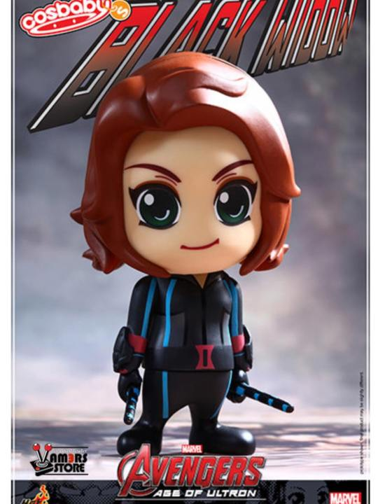 Vamers Store - Hot Toys - COSB182 - Black Widow from Marvel's Avengers Age of Ultron - 03
