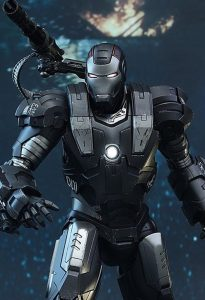 Hot Toys Diecast War Machine from Iron Man 2