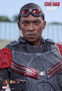 Hot Toys Falcon Collectible from Captain America: Civil War