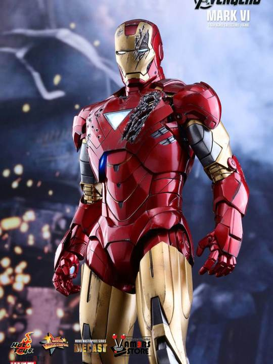 Vamers Store - Hot Toys - MMS378D16 - The Avengers - Iron Man Mark VI - 05