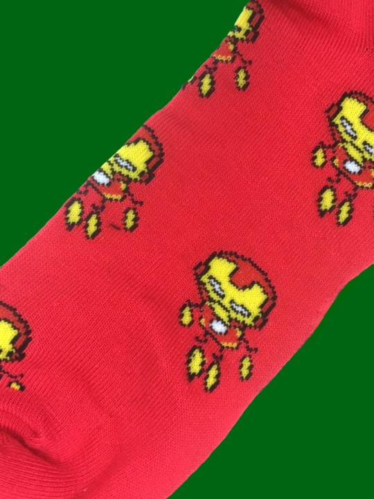 vamers-store-apparel-socks-marvel-comics-iron-man-caricature-socks-acrylic-polyester-spandex-blend-01