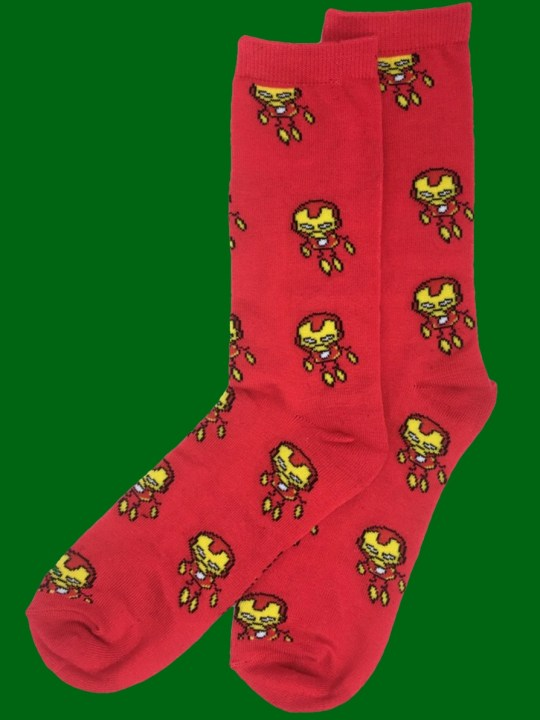 vamers-store-apparel-socks-marvel-comics-iron-man-caricature-socks-acrylic-polyester-spandex-blend-02