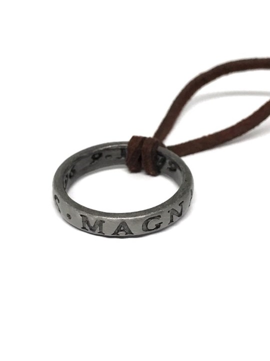 Vamers Store - Merchandise - Geek Chic - Accessories - Cufflinks - Sir Francis Drake Ring Necklace inspired by Uncharted - Main 01