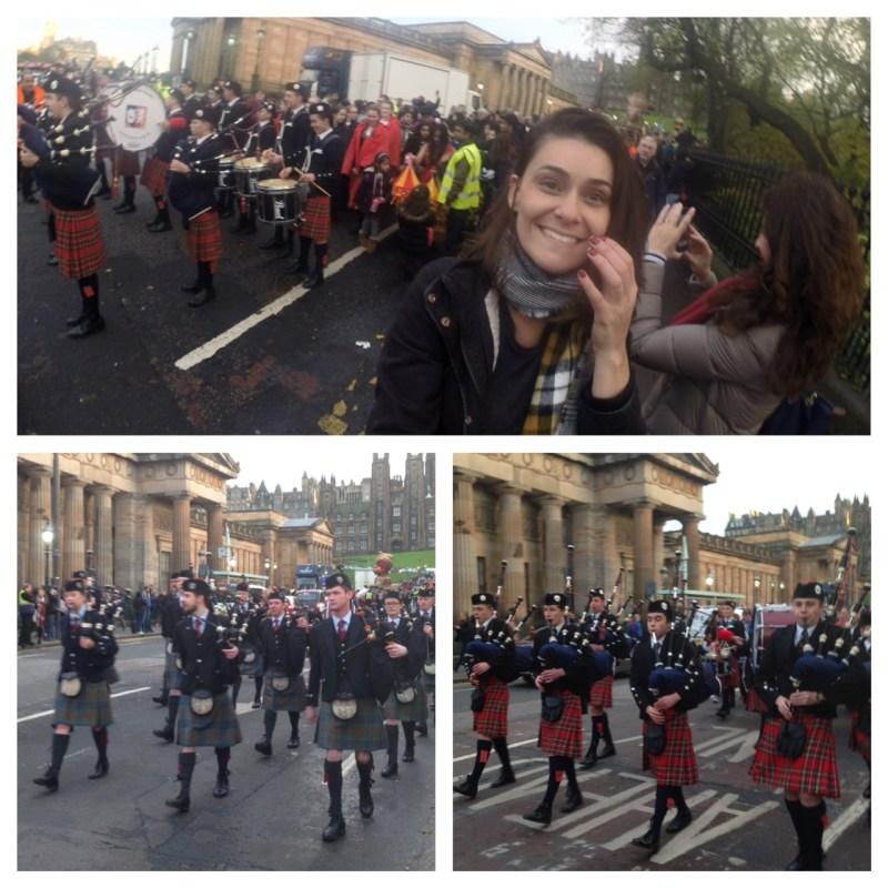 Descobrindo o que fazer em Edimburgo
