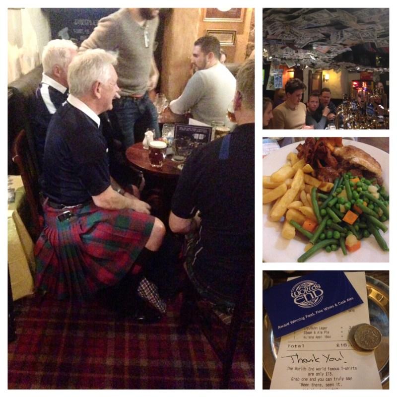 O que fazer em Edimburgo: onde comer