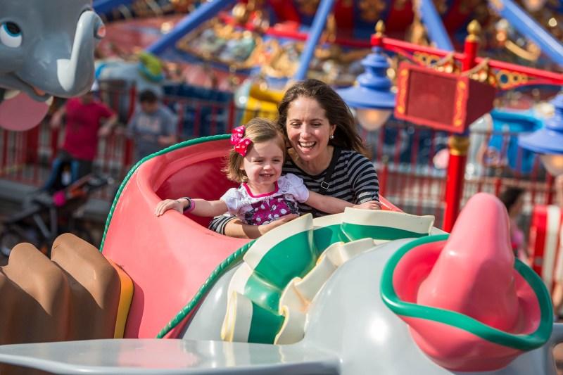 A Disney é o lugar dos sonhos para qualquer criança. (Foto: Matt Stroshane)