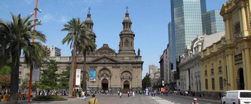 Catedral de Santiago, Plaza das Armas - É seguro viajar sozinha