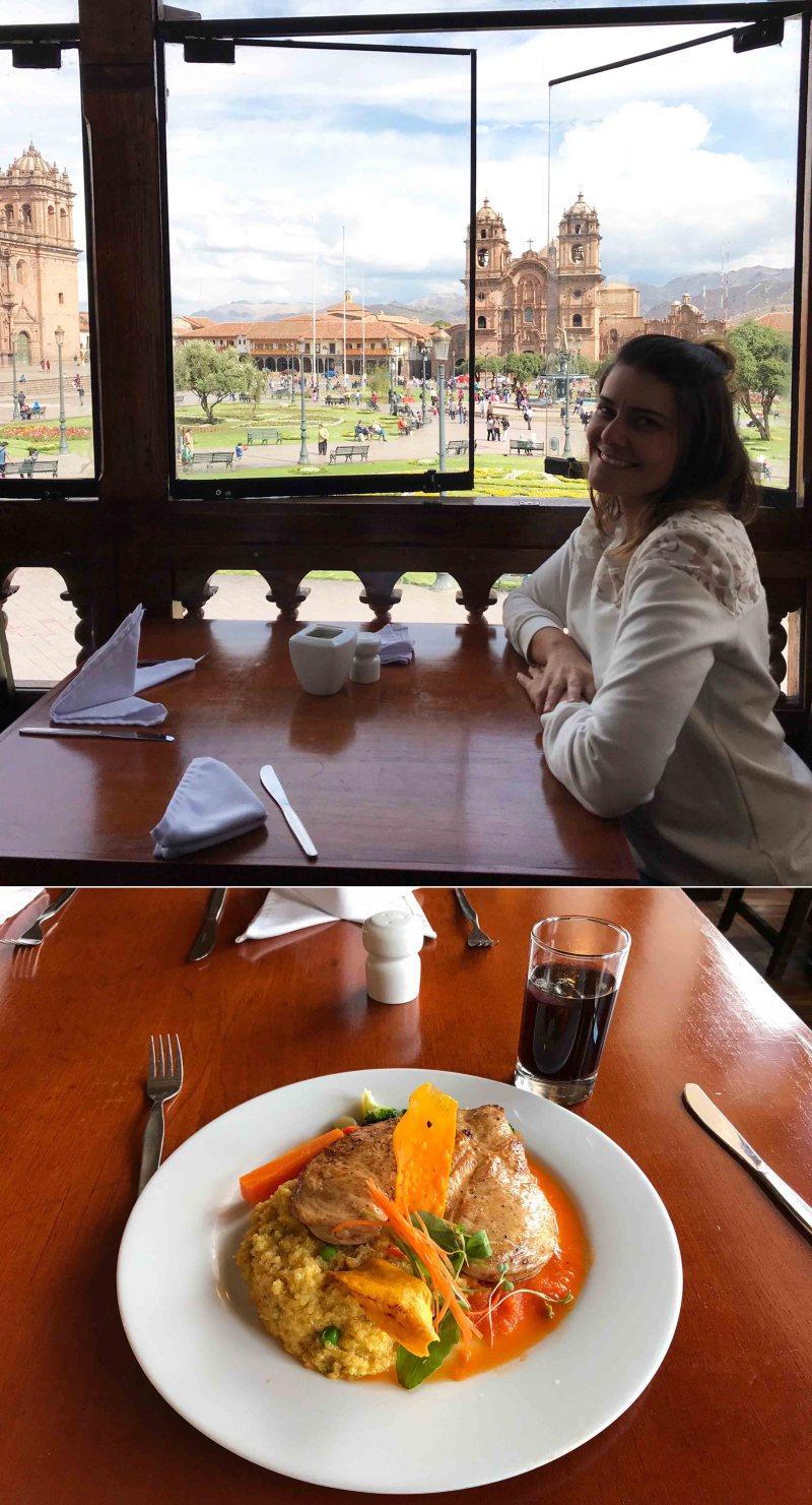 restaurante em cusco