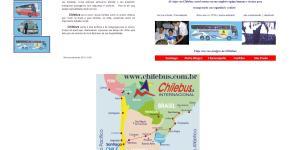 CHILEBUS - Viagem para Chile – Uma experiência inesquecível por ônibus