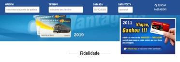 Expresso Nordeste 1 300x104 - Programa Fidelidade dos ônibus – Um forma de cortesia ao passageiro