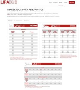 Lirabus 2019 267x300 - Deslocamento rodoviário para Aeroporto – Ligação por ônibus entre Viracopos, Congonhas e Guarulhos