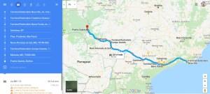 Rota Andorinha e Crucena 300x135 - Viagem para Bolívia – Uma viagem diferente por ônibus