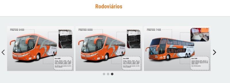 São Raphael 2019 - Serviço Semi Leito – Conceitos sobre esta categoria de transporte rodoviário