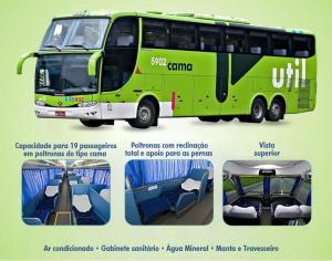 Util 2011 1 300x236 - Serviço Leito Rodoviário – Análise desta oferta de serviço entre as empresas de ônibus