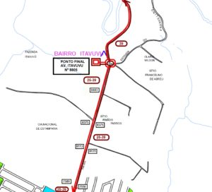 Setor Bairro Itavuvu 300x272 - Regiões em expansão de Sorocaba – Linhas de ônibus urbanas predominantes