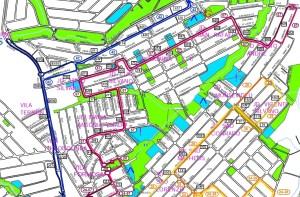 Coberrtura das linhas 24 28 42 57 1 300x197 - Regiões populosas de Sorocaba – Linhas de ônibus urbanas predominantes
