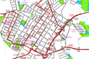 Setor Eden Corredores Independência e Pereira da Fonseca 300x200 - Região industrial de Sorocaba – Linhas de ônibus urbanas predominantes.
