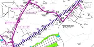 Setor Hollingsworth - Região industrial de Sorocaba – Linhas de ônibus urbanas predominantes.