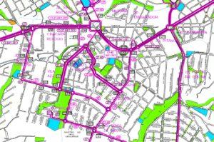 Setor Jardim América Jardim dos Estados 300x199 - Região Sul de Sorocaba – Linhas de ônibus urbanas predominantes
