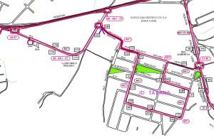 Setor Jardim Tatiana 300x197 - Região Sul de Sorocaba – Linhas de ônibus urbanas predominantes