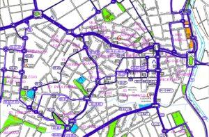 Setor Mangal e Corredor JK Moreira César 300x197 - Região Sul de Sorocaba – Linhas de ônibus urbanas predominantes