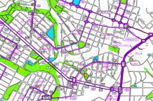 Setor Vera Cruz I e II Cidade Jardim Itanguá I e II 300x198 - Região Oeste de Sorocaba – Linhas de ônibus urbanas predominantes