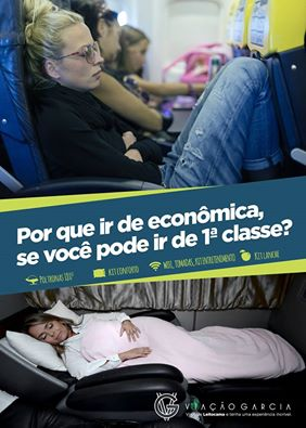 Garcia atacando o aereo - Avião ou ônibus – As vantagens de viajar pelo transporte rodoviário