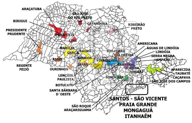 Cidades do Interior para Litoral - Ônibus Praia Grande – Quais são as opções para quem mora no interior paulista?