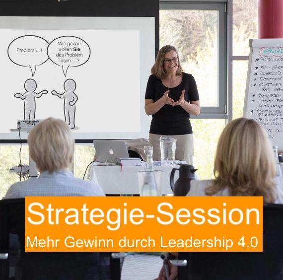 Strategie-Session Icon