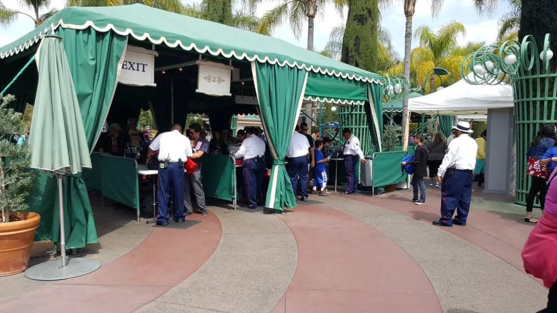 Artículos Prohibidos en Disneyland California