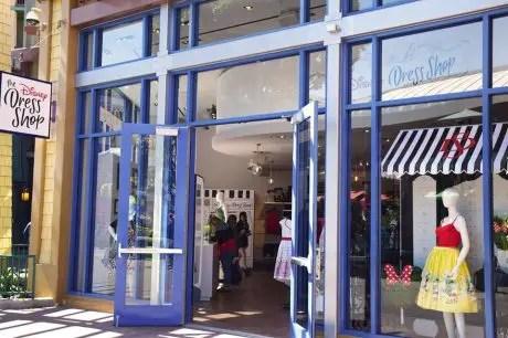 The Disney Dress Shop en Disneyland
