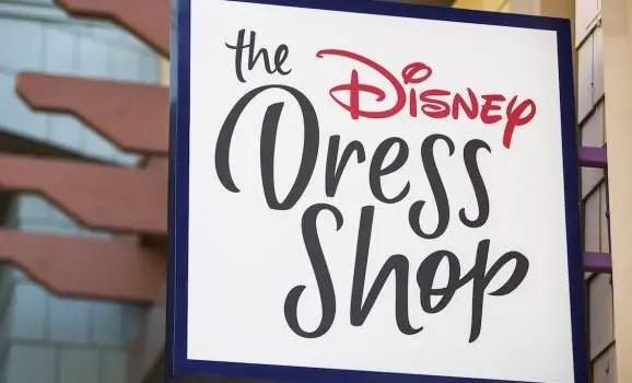 Disney Dress Shop Downtown Disney